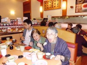 外食イベントは毎回大人気!